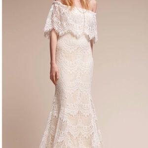 BHLDN Daughter of Simone Wedding Dress New